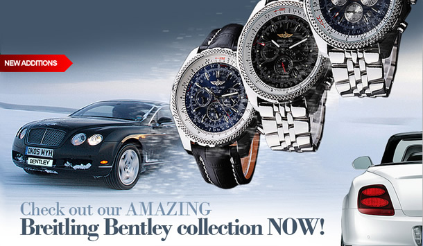 Breitling Bently Replicas